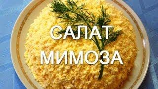Салат Мимоза. Простые рецепты салатов(Заработок на YouTube http://www.air.io/?page_id=1432&aff=2190 Как приготовить салат мимоза узнайте из видео-рецепта. Простые..., 2014-04-27T04:03:19.000Z)