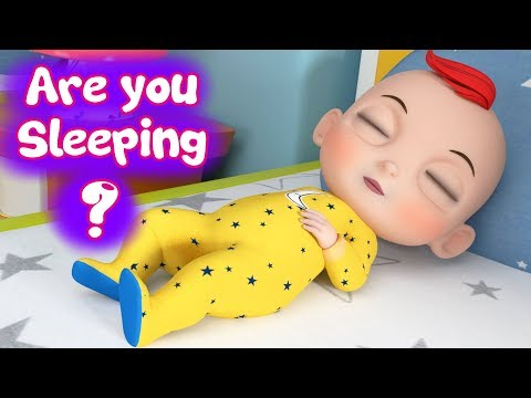Brother John? Are You Sleeping | Super Triplets Nursery Rhymes For Babies