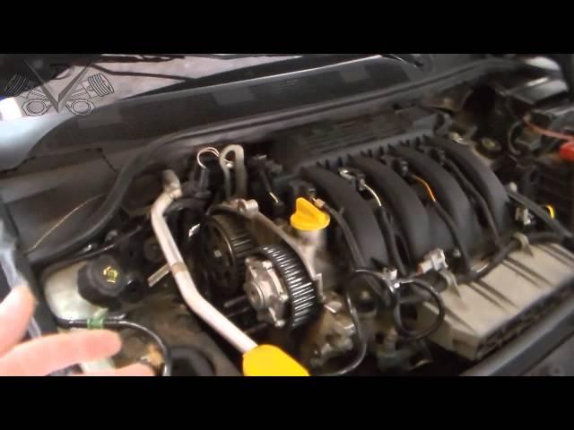 Como Sincronizar o Motor F4R do Renault Sandero RS?