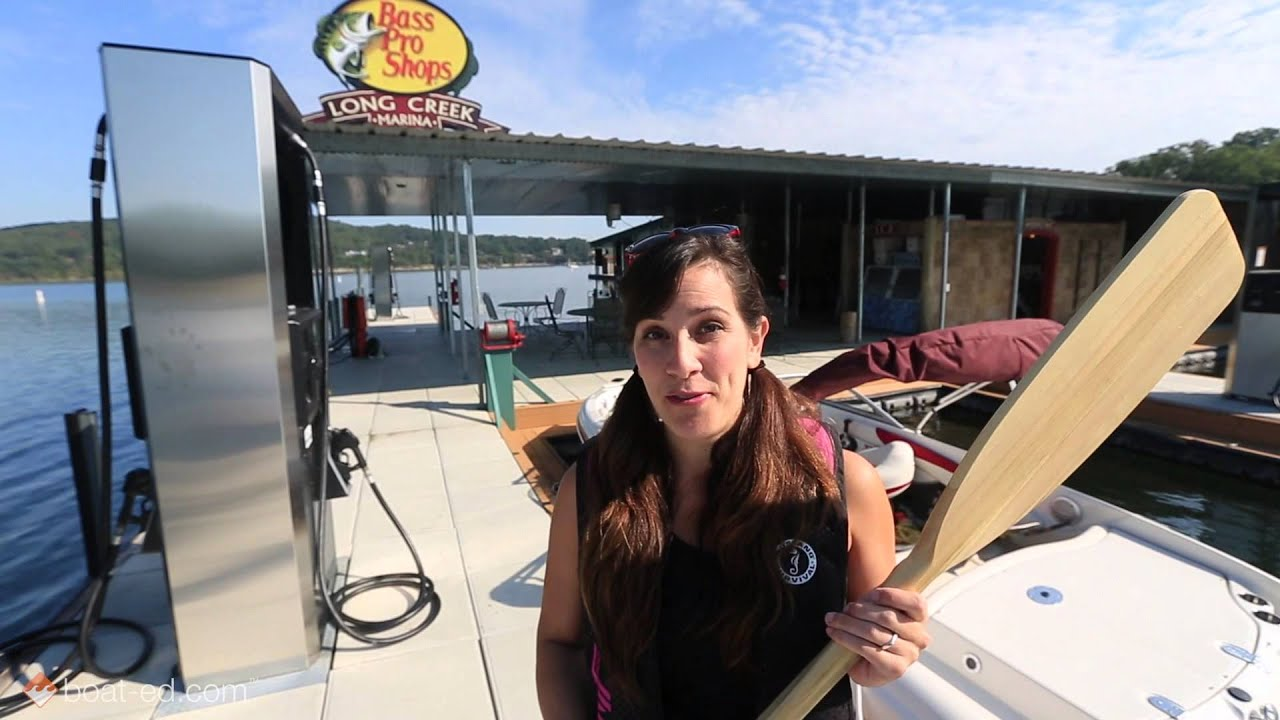 How to Refuel Your Boat