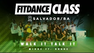 Walk It Talk It - Migos ft. Drake | FitDance Class | FitDance SWAG (Choreography) Dance Video