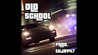 """(Boom Bap Type Beat) """"Old School"""" [Prod. EhJay47] - With Visualizer"""