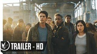 Maze Runner: The Death Cure Official Trailer #1 (2018) -- Regal Cinemas [HD]