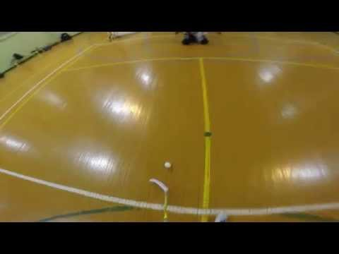 Floorball Training