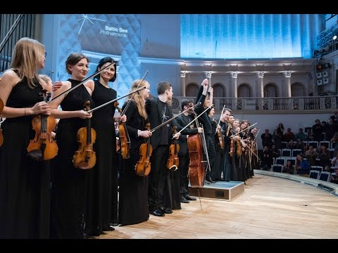Baltic Sea Philharmonic live from Moscow, Tchaikovsky Concert Hall