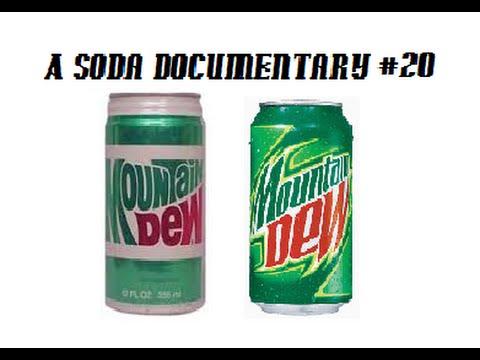 Mountain Dew Logo History