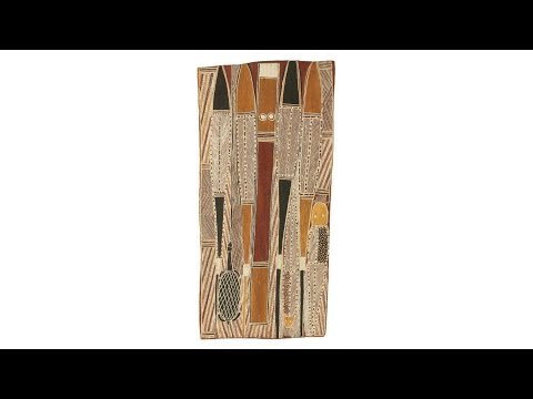 Lecture – Presence and Presencing: Conserving and Curating Indigenous Art from Australia