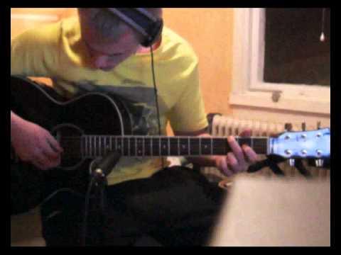 Takida-Never Alone Acoustic guitar cover/karaoke