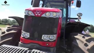 Massey Ferguson 8690: технические характеристики, обзор
