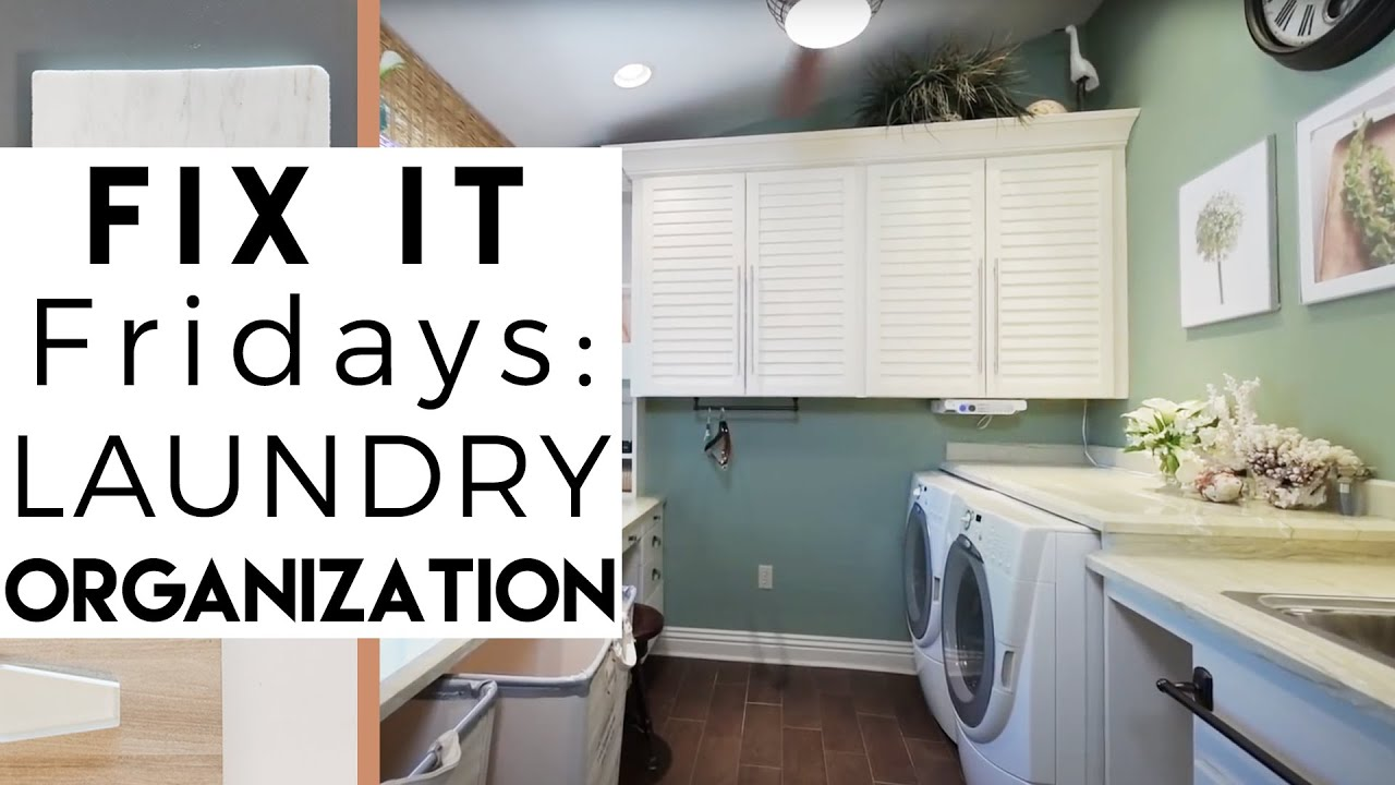 Small Space Renovation   Fix It Fridays   YouTube Small Space Renovation   Fix It Fridays