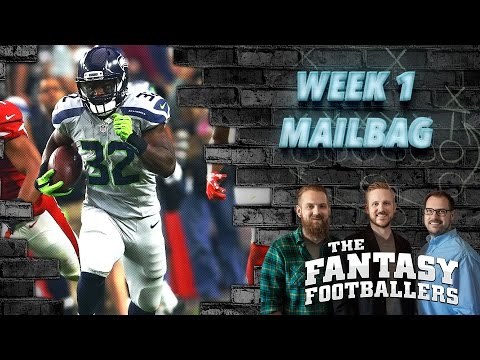 Fantasy Football 2016 - Week 1 Updates, News, & Mailbag - Ep. #259