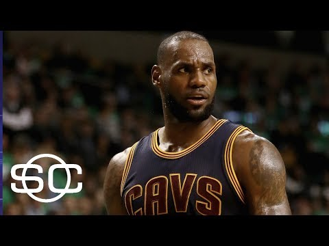 Stephen A. Wants No Excuses From LeBron James | SportsCenter | ESPN