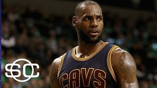 Stephen A. Wants No Excuses From LeBron James   SportsCenter   ESPN