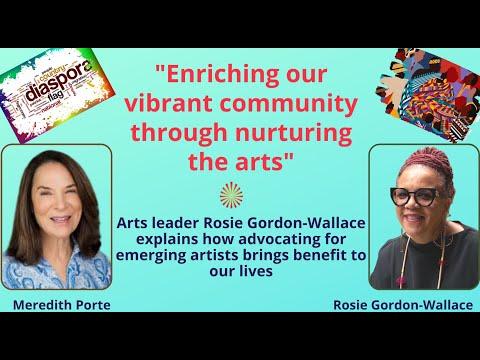 Enriching our vibrant community through nurturing the arts