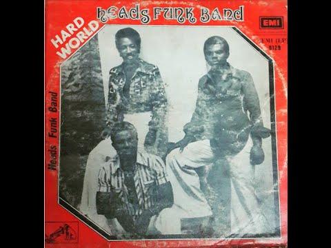 AfroFunk, Heads Funk Band - Hot Punk