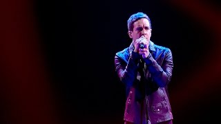 Stevie McCrorie performs Bleeding Love - The Voice UK 2015: The Live Semi-Final - BBC One