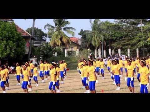 Panadura Balika Maha Vidyalaya Annual Sport Meet - 2014