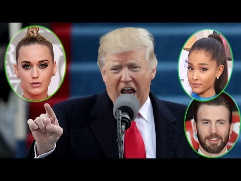 Celebs OUTRAGED Over Trump's Removal of Bathroom Protection For Trans Students