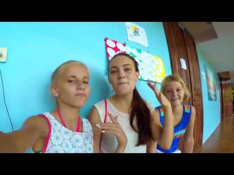 Видео, VLOG Орленок 2016  Танцы Дети на ТнТ   Актр из кино 14 пот Мы любим ОлюОльга Белянкина