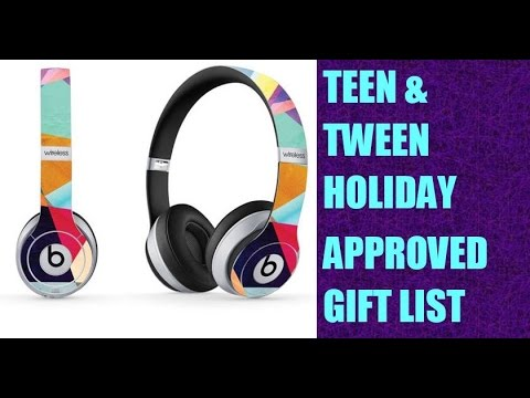 Top ten tween christmas gifts