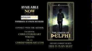 Book Trailer - The League of Delphi - Alternate audio