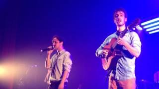 """""""Emmène moi"""" par Boulevard Des Airs en live à l"""