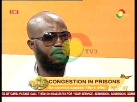 NewDay - Discussing Life in Prison with an ExConvict  -29/10/2014