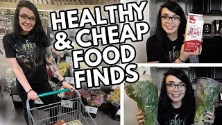 GROCERY SHOP WITH ME & HEALTHY FOOD HAUL!!