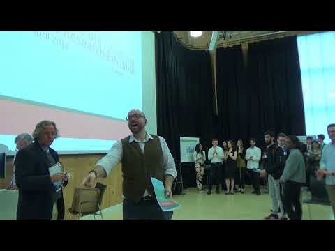 The Poster Event - Richardson Institute Internship Programme Award Ceremony
