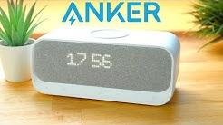 Anker Soundcore Wakey - Qi Wecker für den Nachttisch