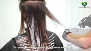 Как окрасить волосы How to dye hair parikmaxer.tv