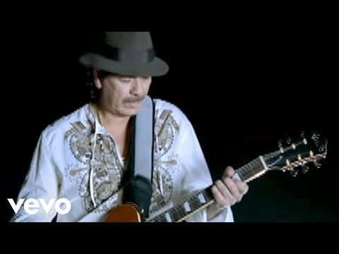 Santana - Cry Baby Cry ft. Sean Paul & Joss Stone