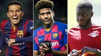 Barcelona News Round-Up ft Todibo, Upamecano & Pedro