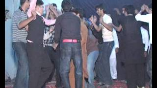 Alpine college welcome party 2011(song le le le maza.flv