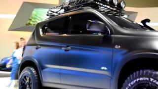 видео Внедорожники: Тюнинг: Внедорожный тюнинг Chevrolet Niva