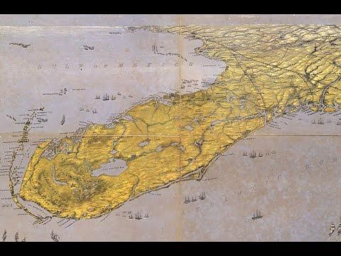 Florida History and Cartography (1861)