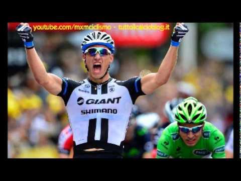Tour de France 2014 alla Radio - Arrivo 3° Tappa (CAMBRIDGE-LONDRA) Cronaca di Giovanni Scaramuzzino