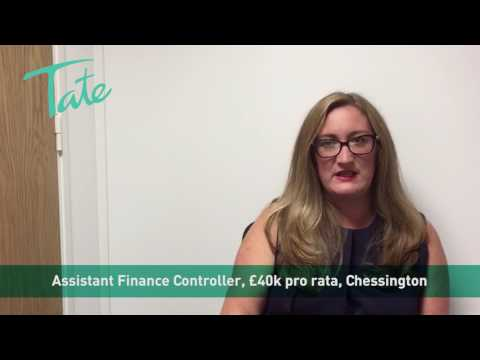 Assistant Financial Controller