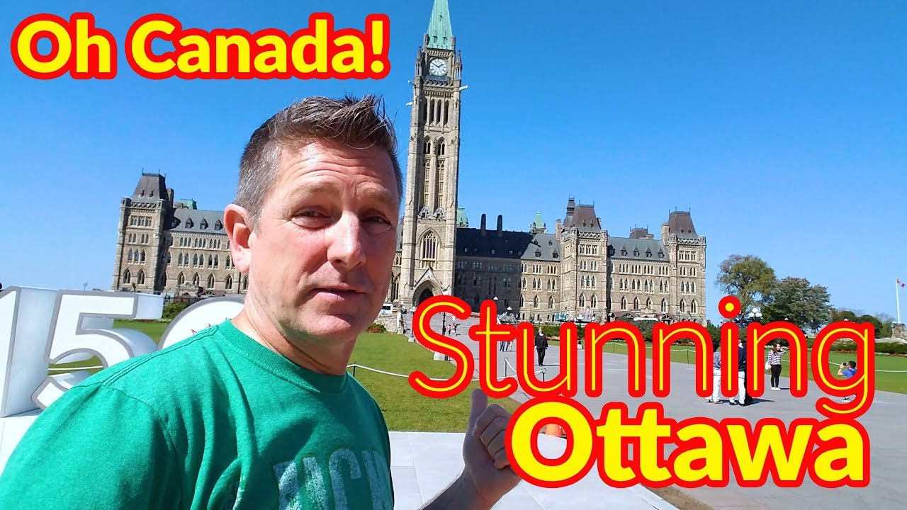 Full Time RV Living | Fun In Canada's Capital City of Ottawa | S2 EP121