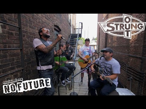 """Strung Out - """"The Architect"""" (Acoustic) 