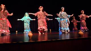 NEFERSHU LOTUS COMPANY gala Sabadell balla oriental IV-FALAHI