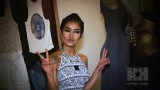 "Jhené Aiko Talks Personal Style, Love For Being Naked and Infamous ""Groceries"" Line"