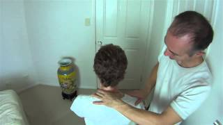 Upper Back, Shoulders and Neck Massage Therapy & Techniques