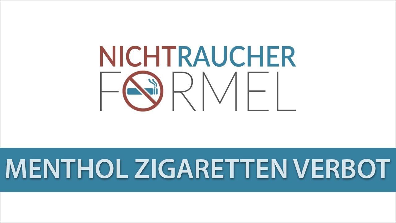 Menthol Zigaretten Schädlicher