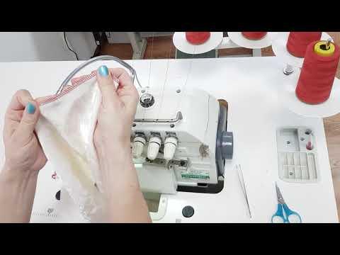 Промышленный швейный оверлок