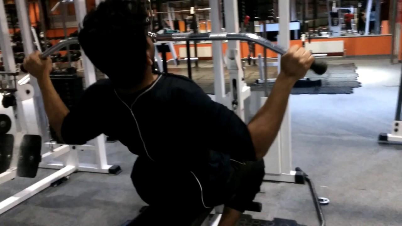 Download Back workouts for Mile-wide back.