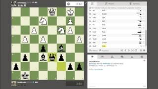 Chess.com Шахматы блиц 5 минут #30