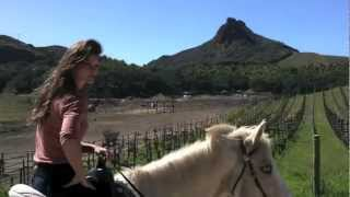 Danielle Vasinova Horseback Riding (HD)