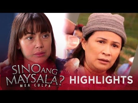 Fina continues to search for Amor | Sino Ang Maysala