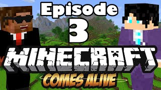 Minecraft Comes Alive Let